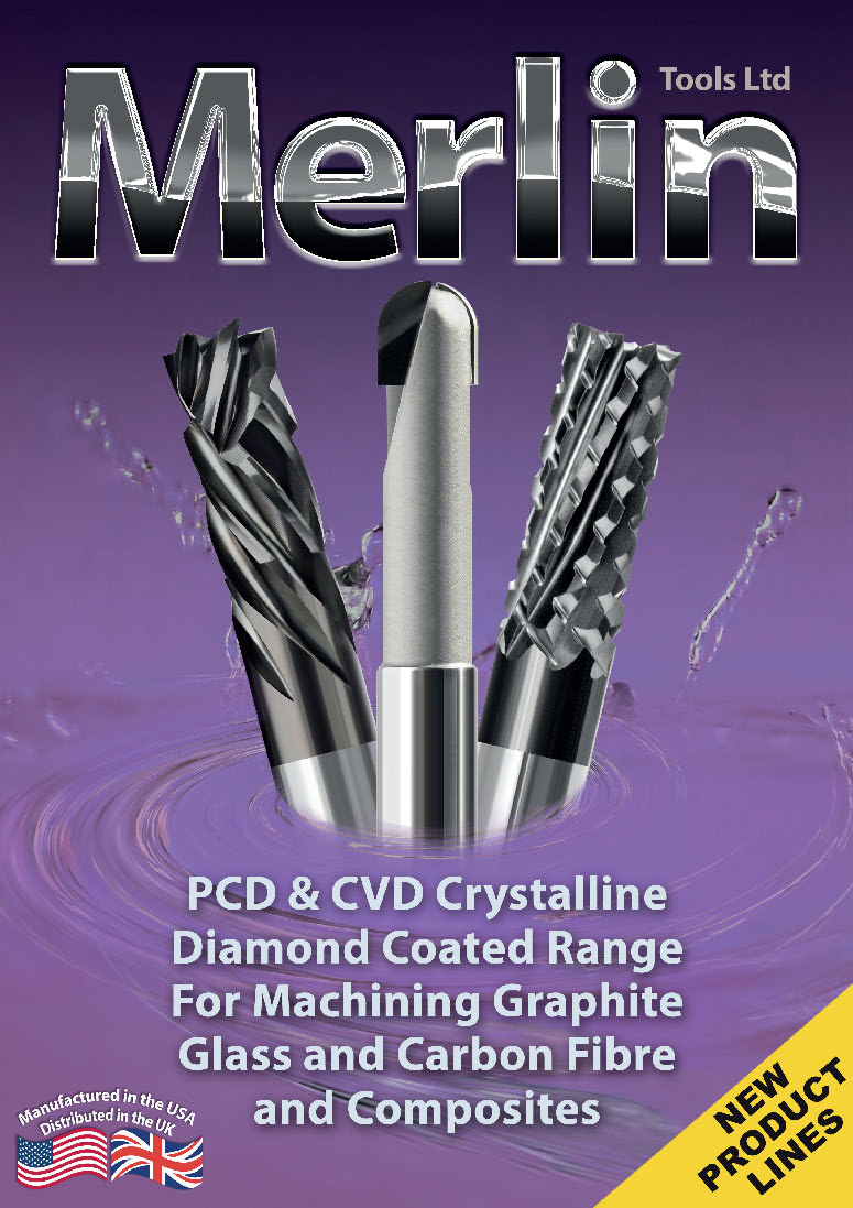 PCD & CVD Crystalline Diamond Coated